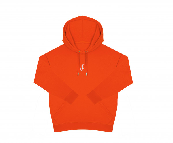 COLOR HOODIE ORANGE
