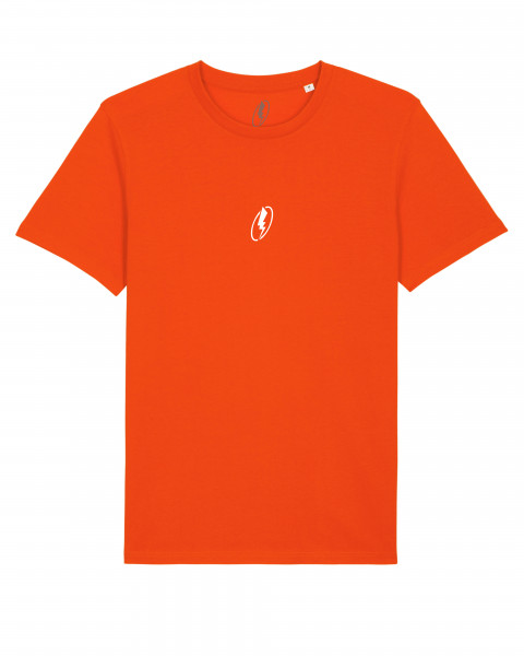 COLOR T-SHIRT ORANGE